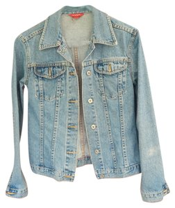 Sundance light blue denim Womens Jean Jacket