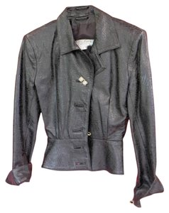 Lillie Rubin Black Jacket