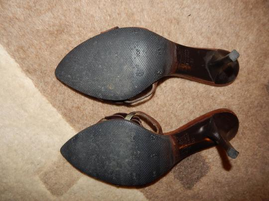 Rodolphe Menudier Brown Sandals