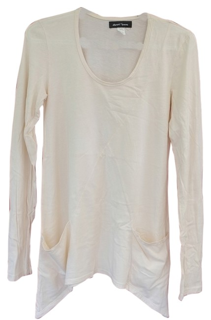 Stewart and Brown Top Off White