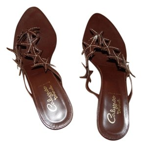 Calypso Bermuda Brown Sandals