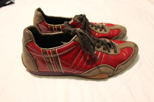 Marni Red, brown Athletic