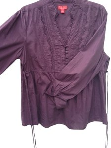 Elle Top purple