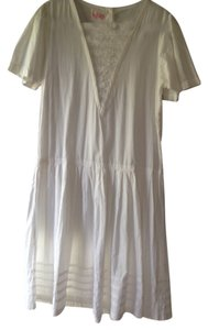 KARAVAN short dress WHITE on Tradesy