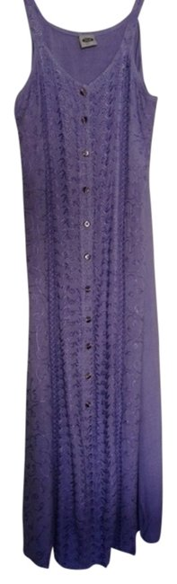 purple Maxi Dress by bawa