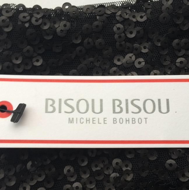 Bisou Bisou Mini Skirt Blac