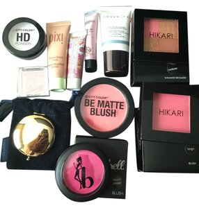 Mixed Makeup Lot Estee Lauder, Elizabeth Mott, Be A Bombshell etc.