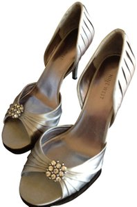 Nine West Pewter Formal