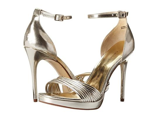 Chinese Laundry Gold Pumps
