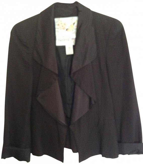 Preload https://img-static.tradesy.com/item/412045/anthropologie-black-blazer-size-2-xs-0-0-650-650.jpg