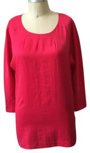 Elizabeth and James Pink & Designer Top hot pink