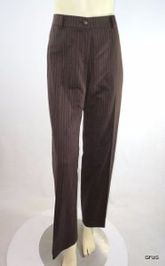 Piazza Sempione Italy Striped Pants