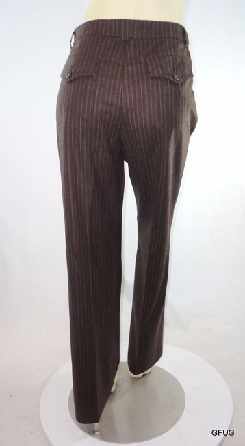 Piazza Sempione Italy Striped Dress Bootcut 31x31 Pants