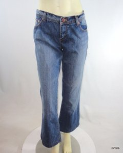 JOE'S Jeans Joes Distressed Wash Boot Cut Jeans