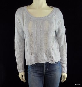Guess Rayon Blend Pale Sweater