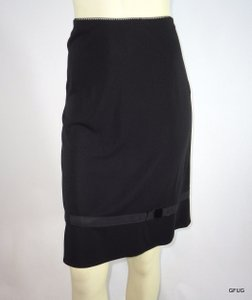 Cynthia Steffe Knit Skirt Black