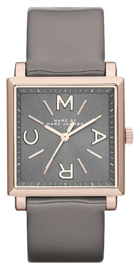 Preload https://item5.tradesy.com/images/marc-by-marc-jacobs-marc-by-marc-jacobs-truman-rose-tone-grey-leather-strap-4121479-0-0.jpg?width=440&height=440