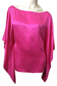 Robert Rodriguez Top Fuschia