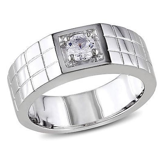Preload https://item5.tradesy.com/images/amour-sterling-silver-created-white-sapphire-mens-cocktail-ring-4122604-0-0.jpg?width=440&height=440