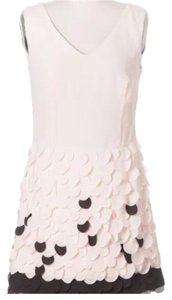 Nico La short dress Cream on Tradesy