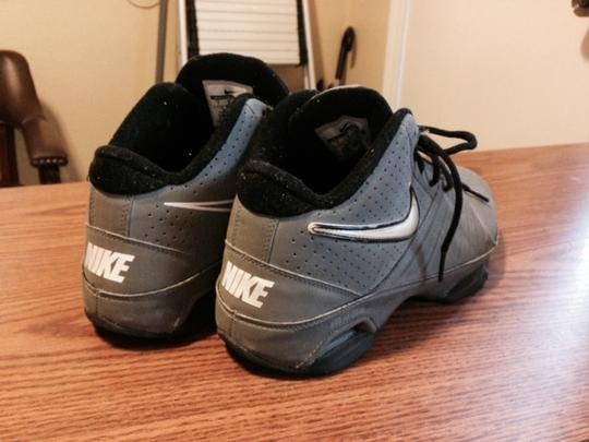 Nike Grey and Black Athletic