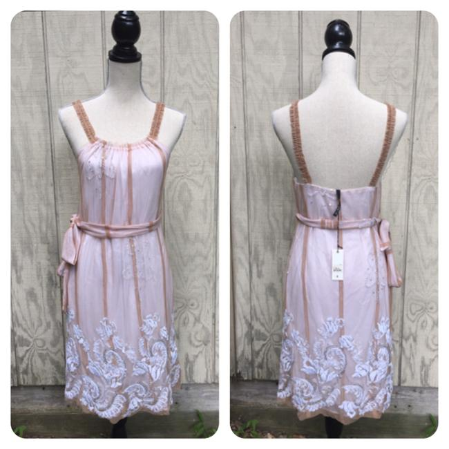 Preload https://item5.tradesy.com/images/beige-poleci-embroidered-mid-length-formal-dress-size-4-s-4123849-0-1.jpg?width=400&height=650