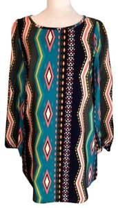 Karlie short dress Printed on Tradesy