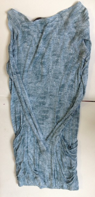 BCBGMAXAZRIA short dress Blue, White Bcbg Bcbg Maz Azria Summer Bcbg Max Azria on Tradesy