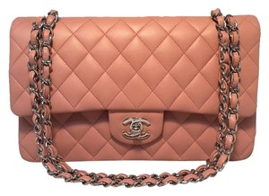 Chanel Classic Classic Flap Flap 2.55 Double Flap Shoulder Bag