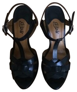 Diba Black Platforms