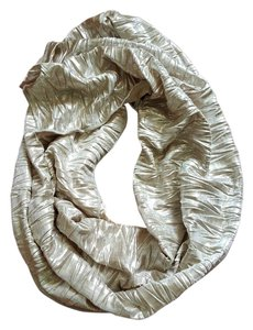 H&M Shiny Gold Scarf