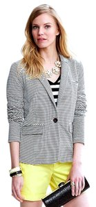 Banana Republic Black & White Blazer