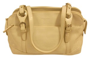 Sag Harbor Weekend Satchel in snow white