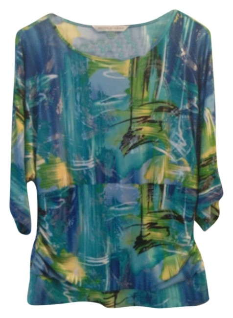 Peter Nygard Top multi color