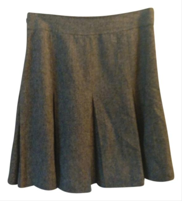 Preload https://item4.tradesy.com/images/tommy-hilfiger-skirt-grey-tweed-4127053-0-0.jpg?width=400&height=650