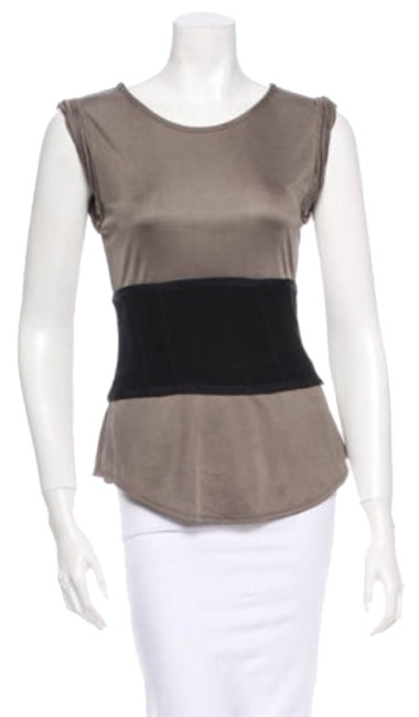 Preload https://item3.tradesy.com/images/alexander-wang-taupe-corset-blouse-size-4-s-4127542-0-0.jpg?width=400&height=650