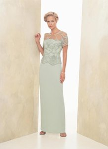 Montage By Mon Cheri Light Sage 15980 Dress