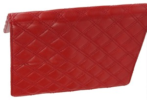 Marc Jacobs Marc Jacobs Tufted Leather iPad Case - Red