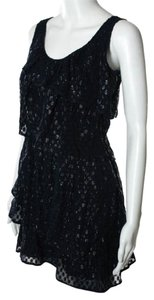 Madison Marcus Shimmery Sparkly Polka-dot Dress