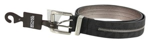 Michael Kors * Michael Kors Signature Leather Belt