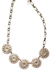 J.Crew J Crew Rhinestone Necklace