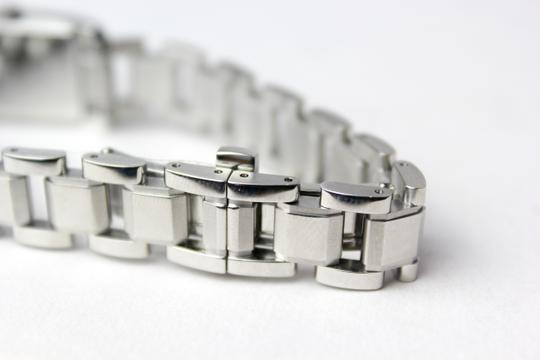 Burberry Silver Pioneer Watch Image 10