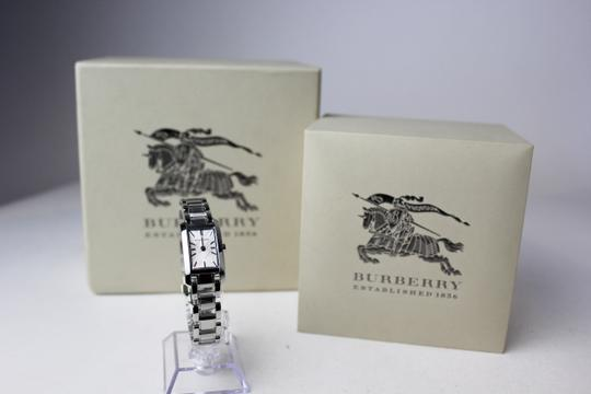 Burberry Silver Pioneer Watch Image 11