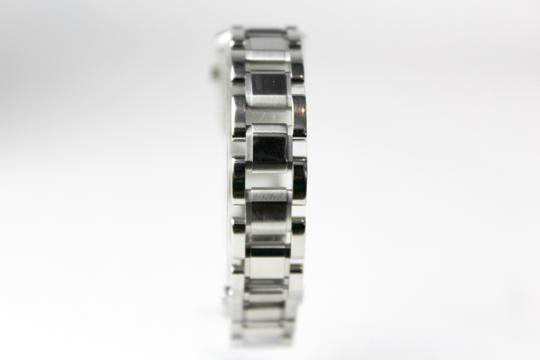 Burberry Silver Pioneer Watch Image 3