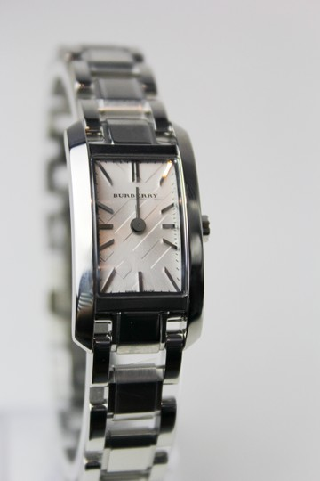 Burberry Silver Pioneer Watch Image 7