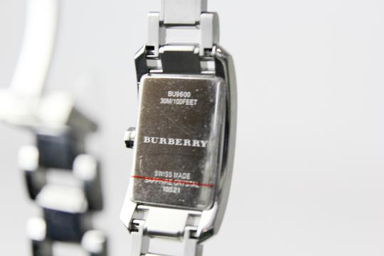 Burberry Silver Pioneer Watch