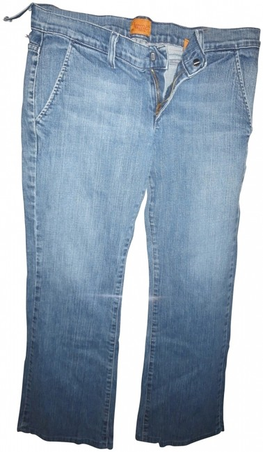 James Jeans Boot Cut Jeans-Medium Wash