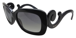 Prada PRADA 0PR 270S WOMEN SUNGLASSES BLACK