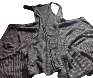 Poetry Summer Into Fall Light Weight Vest Like New Cardigan