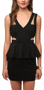 Urban Outfitters Peplum Sexy Dress